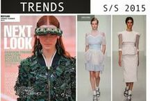 S/S 2015 / Spring / Summer 2015 Fashion Trends
