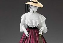 Historical Clothing / by Vickie Peck