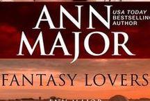 Novellas by Ann Major / Spicy novellas written by Ann Major