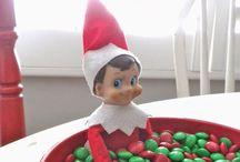 .Elf on the Shelf Ideas. / Elf On The Shelf Ideas!!!! / by Kaylyn Elizabeth