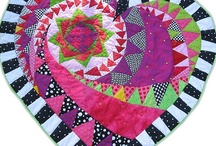 Quilting Pretties / by Pat Massey