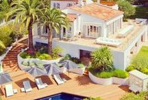 Holiday Villas South of France / Luxury villas and apartments to rent from Monaco to St Tropez.