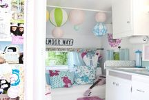 Sugar Shack / RV Ideas - solutions for organizing and motorhome / trailer makeovers