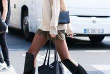 Inspiration / Fashion inspiration around the web-globe! ;)