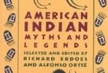 Native American Storys                                                            N / by Al Bo