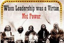 native american leaders / see ikeepbookmarks   andbookreacker you tube   f / by Al Bo