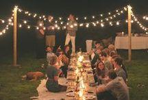 Backyard party / by Lynn Feight