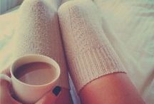 Cocooning winter / All warm and cozy inspiration*