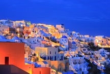 Santorini Island Greece / Various pictures from me and some of my friends of one of my favorite destination in Greece.