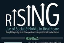 HEALTH CARE SOCIAL MEDIA / The Gateway to Communicating with Patients, Consumers and Providers on Health Care issues. Using Social Media in Healthcare. #hcsm #patientengagement #healthliteracy, #patient_advocacy, health search, internet as a health resource / by Anneliz Hannan