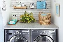 Laundry Room / Laundry room ideas for our home.