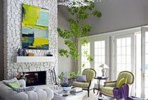Living Room / by Barbara Winter