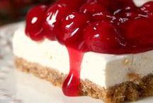 Dessert please / by Rebecca Barbush Chabot