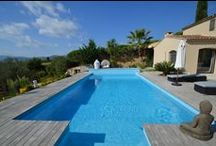Charming villa face to vineyards close to the St Tropez golf course / http://goo.gl/8a5WQt