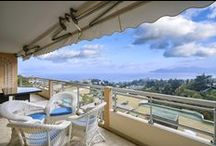 Top floor luxury apartment with panoramic sea view, in Cannes / http://goo.gl/5B8jcc