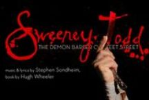 Sweeney Todd | Nashville Repertory Theatre / Nashville Repertory Theatre's production of Stephen Sondheim's SWEENEY TODD, THE DEMON BARBER OF FLEET STREET. #nashville #sweeneytodd #theatre #nashrep