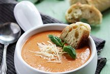 All You Need is a Spoon! / Soups stews chowders / by Pam McCarty