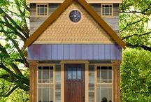 Tiny House Plans / by Nikki Wagstaff