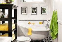 Salle de bain - buanderie