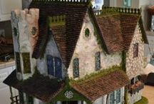 Small worlds / Dollhouse, dioramas
