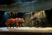 War Horse / The National Theatre of Great Britain production of War Horse.
