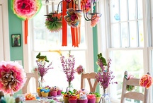 Party Decor & Ideas / by Lilyan Hill