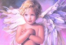 Angels and Cherubs / by Valinda Anthony