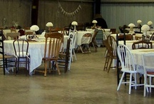 Chairs &  Sofas @ Southern Jeweled Vintage Rentals / Over 300 Mixed and Matched Chairs in our inventory available to rent for your wedding or event!