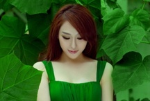 Beauty of Colors: Green / Green, Green, Green, My love bout green.