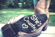 Country Girl / by Kayla Sarro