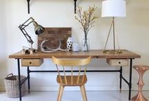 Home Sweet Home Estudio / by Andrea Cartategui