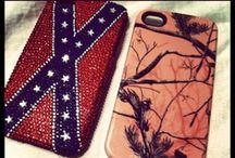 Cases/Accessories / by Kayla Sarro