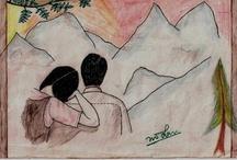 Art - Drawings by Me / drawings, art, sketches, pen art, pencil art