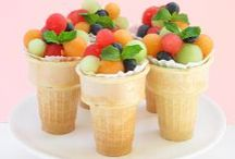 Fruits &  veggies / by Sarah