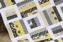 Teaching Myself to Quilt / by Marianne Franco