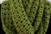 Teaching Myself To Crochet / by Marianne Franco