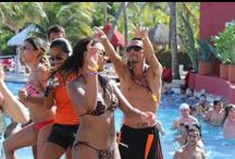 What happens at Oasis Cancun? / by Oasis Hotels and Resorts