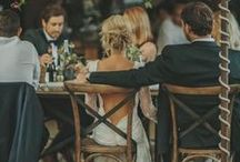 Rustic Wedding Ideas / Rustic wedding ideas and inspiration - decor, flowers, dresses and more.