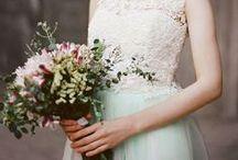 Romantic Weddings / Romantic French country inspired weddings