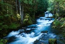 America's Great Parks / Favourite American National Parks and wilderness areas