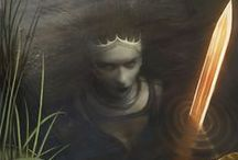 All ThiNgs ArThuRiaN  / by Penny Faragher