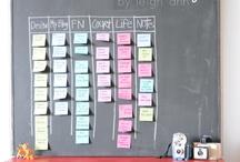 Organization & Chores