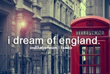 AnGLopHiLiA - My LoVe AffAiR WiTh mY BeLoVED EnGLanD / by Penny Faragher