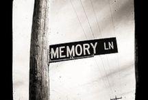 Memory Lane / Childhood Memories...