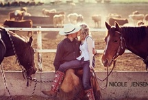 Country Girl Fairytale <3 / Cowgirl finds Cowboy<3 / by Jill Mott