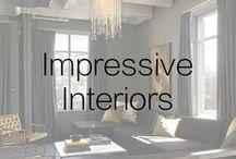 Impressive interiors