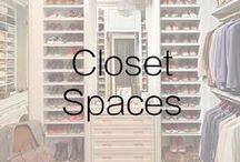 Closet Spaces