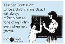 Teacher stuff / by Shaunna Keehr