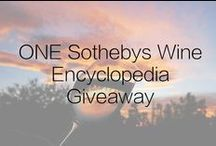 ONE Sotheby's Wine Encyclopedia Giveaway