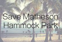 Save Matheson Hammock Park